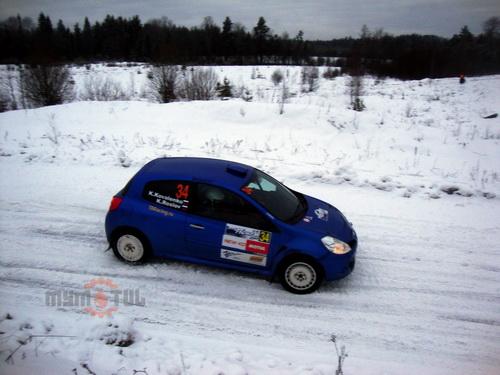 Clio Rally Peno