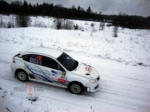 Subaru Rally Peno