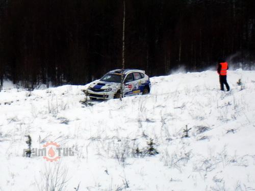 Uspenskiy Rally Peno