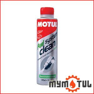 Преимущества Motul Fuel System Clean